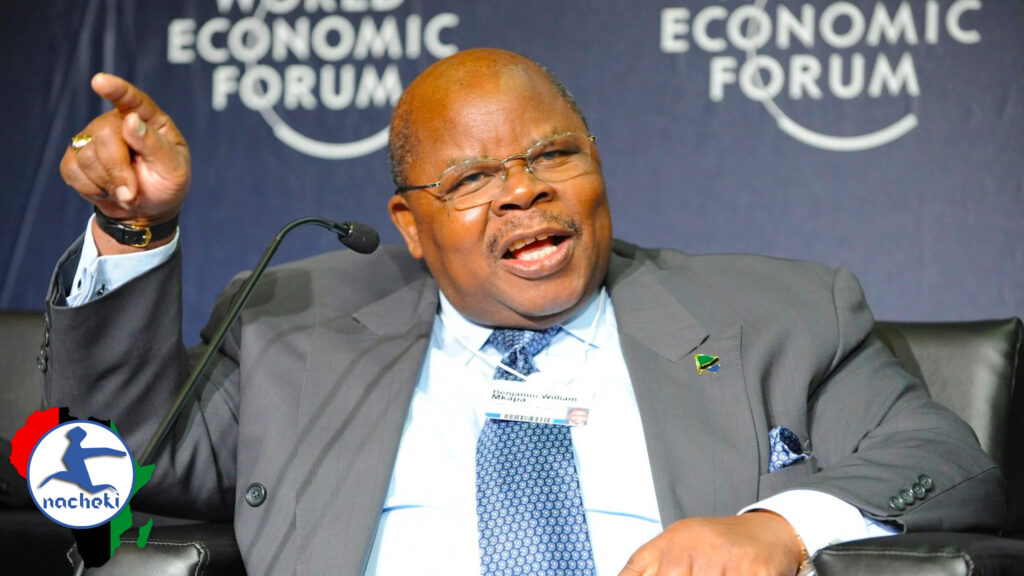 Mkapa the African President Who Tolds us No Westerner is Going to Help Africa has Died Today