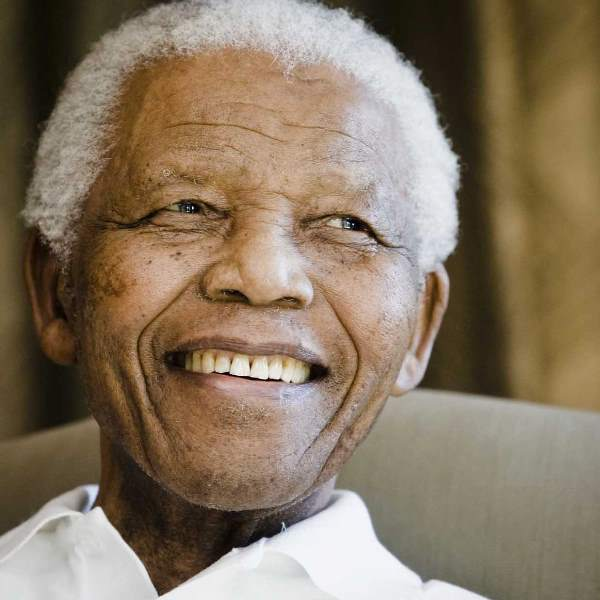 Nelson Mandela Voted Top Influencer By Africa's Youth