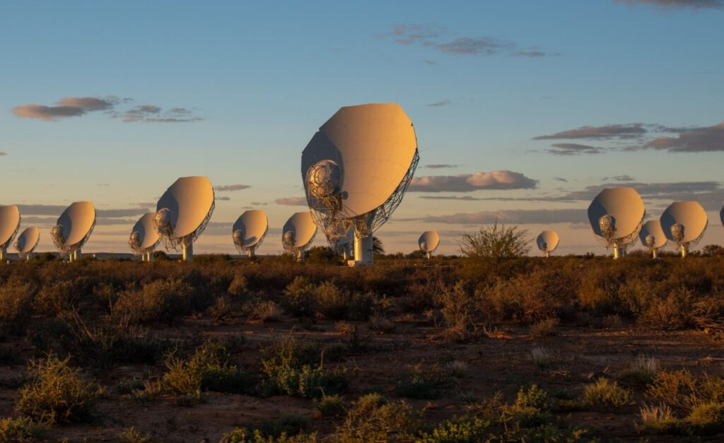 Radio Telescope Array in South Africa to Be Expanded By 20 Dishes