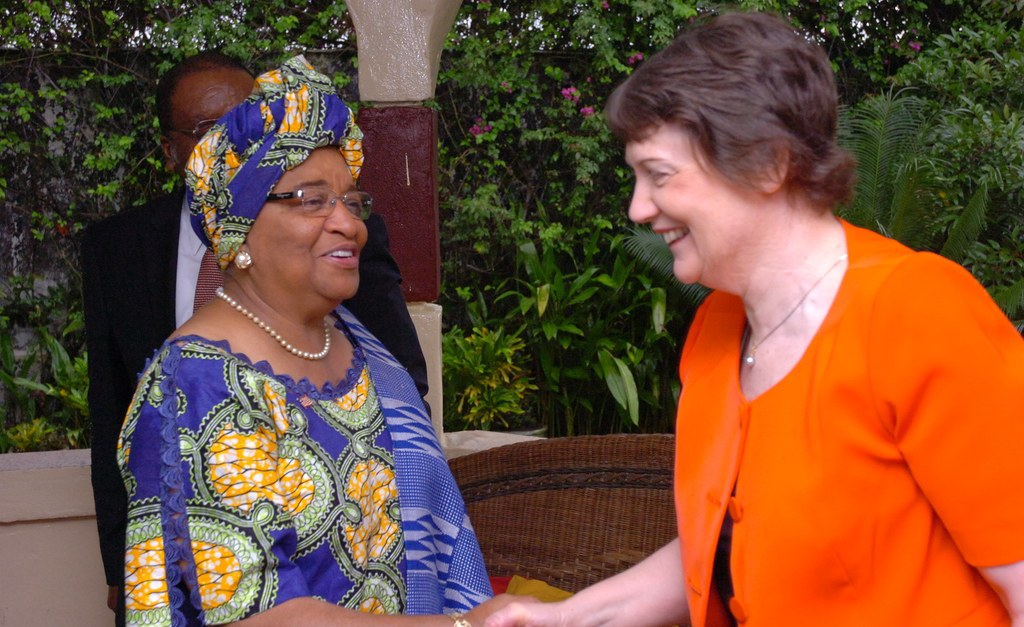 WHO Appoints Johnson Sirleaf and Clark to Head COVID-19 Panel