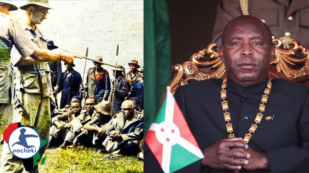 Burundi Joins DR Congo & Namibia Demanding $43 Billion in Reparations From Colonizers