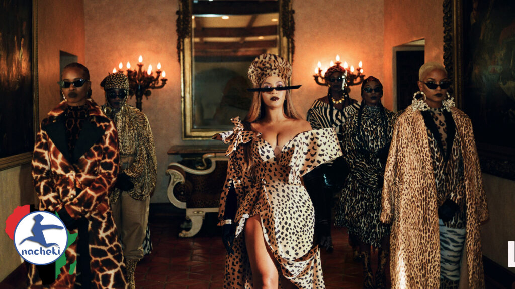 How Beyonce's Black is King is Promoting African Talent, Art, and Culture