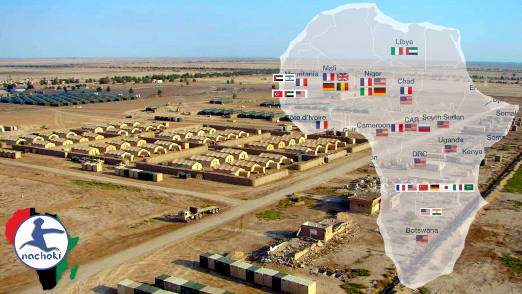 Top 10 African Countries with the Most Foreign Military Bases
