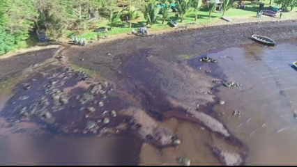 Indian Ocean faces growing threat of fuel spill