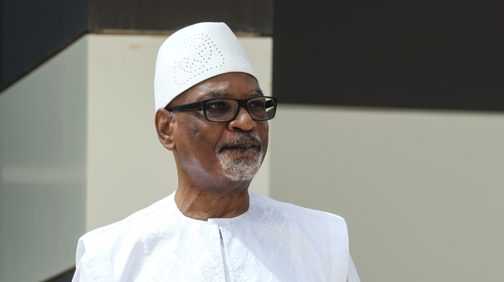 Mali swears in new Constitutional Court judges