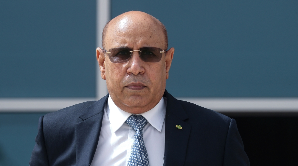 Mauritania's president appoints a new government