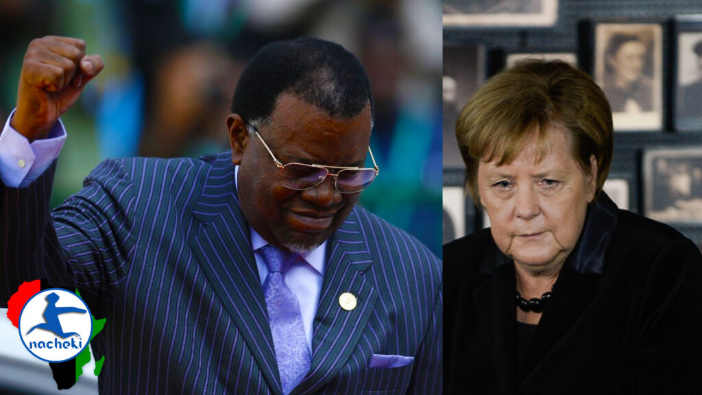 Namibia's President Rejects Germany's Cheap Reparation Offer for its Colonial Atrocities
