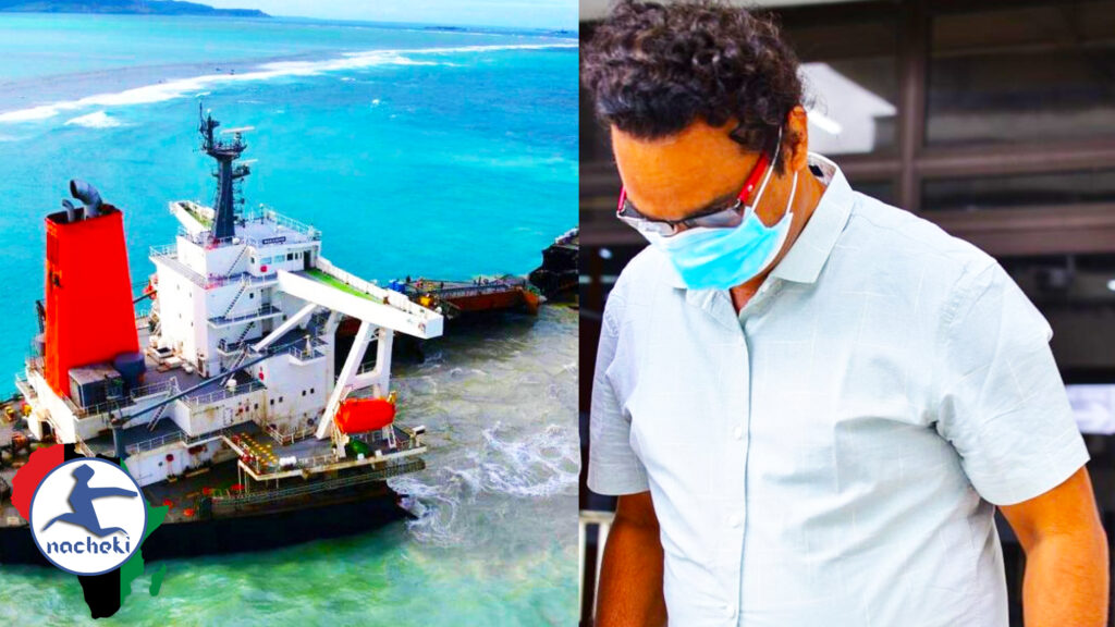 Mauritius Officials Arrest Captain of Sunk Oil Ship Destroying its Pristine Waters