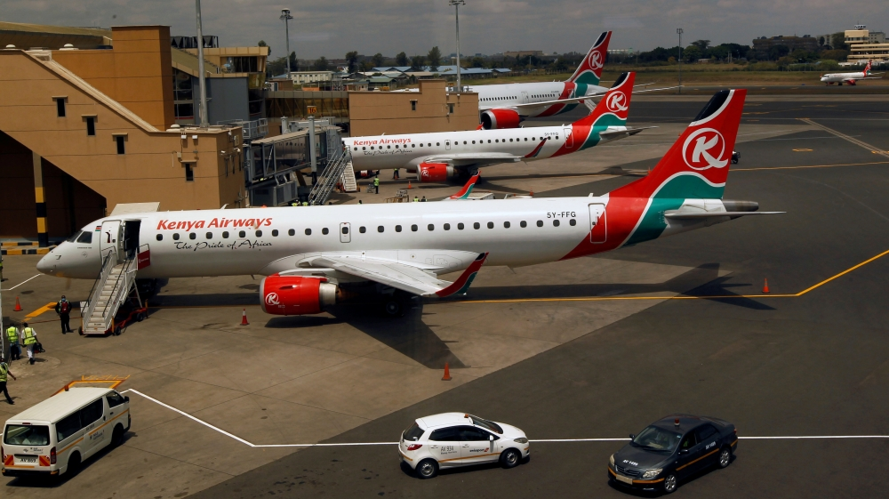 Tanzania bans Kenya Airways from flying into country