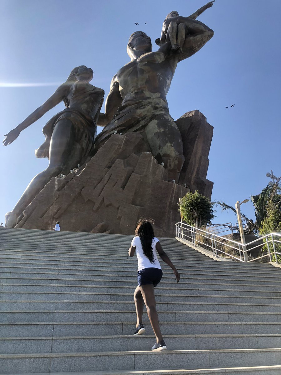 Africa's Biggest and Most Controversial Monument