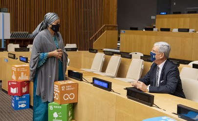 Africa Aims to Assert Position on UN Reforms at UNGA 75