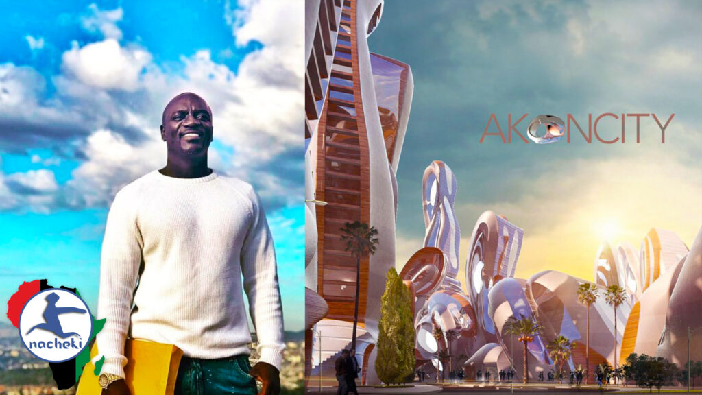 Akon has Officially Launched His $6 Billion Futuristic African City in Senegal
