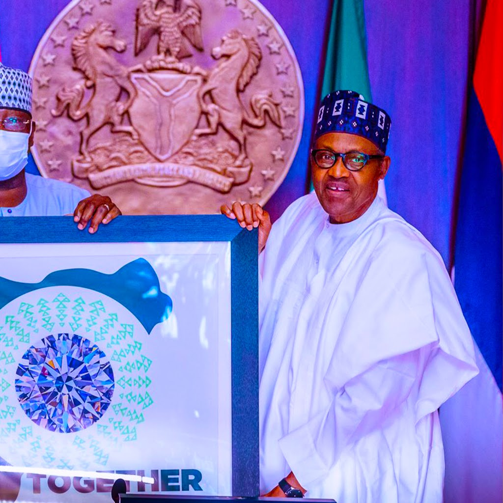 Nigeria President Buhari Claims Nigeria As the Most Prosperous Black Country in the World