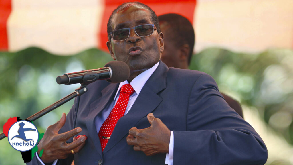 Ballsy Mugabe Speech Proves He was the Only African President Able to Speak his Mind
