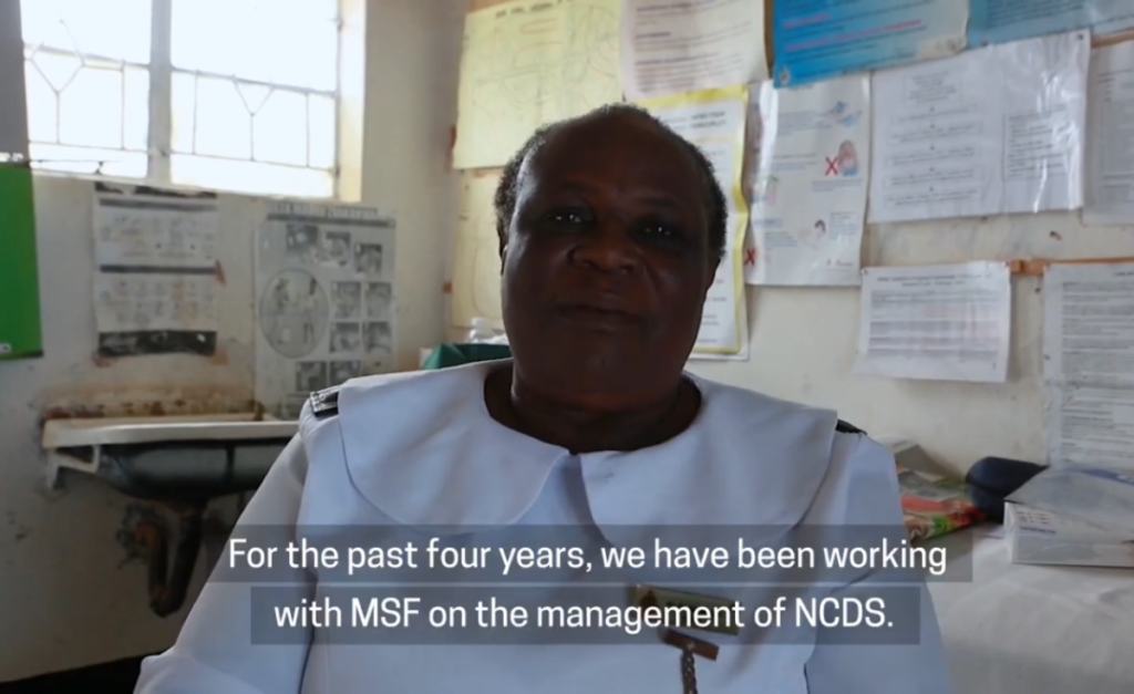 Nurses In Zimbabwe Find Solution For Chronic Disease Management