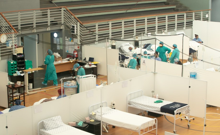 Safeguard Health Workers to Protect Patients, WHO Urges