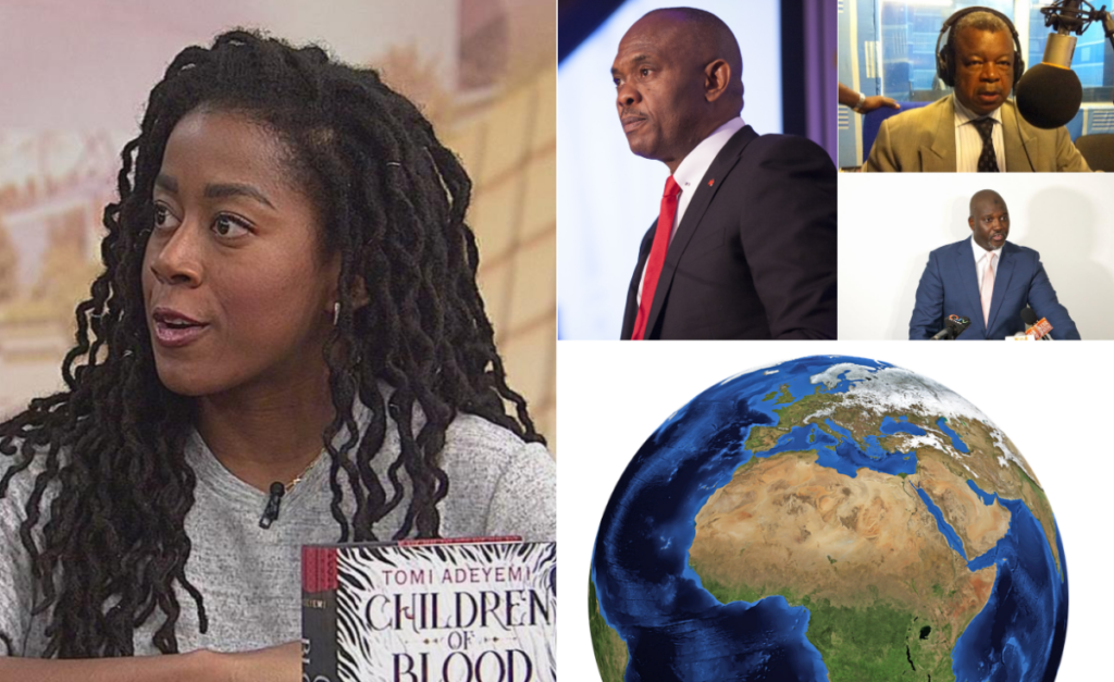 These Africans Are on TIME Magazine's Most Influential List