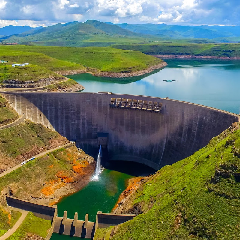 Top 10 Biggest Dams in Africa