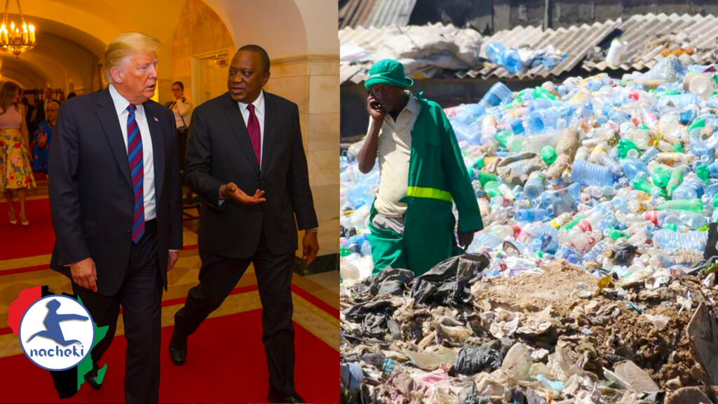 United States Forces Kenya to Accept its Plastic Waste in New Trade Agreement