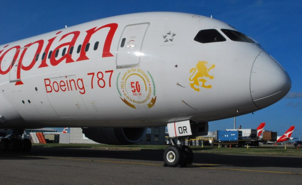 U.S. Congress Finds Boeing Liable for Ethiopian Airlines Crash