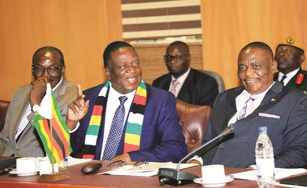 What Extradition Treaty Means for Mnangagwa Foes In South Africa