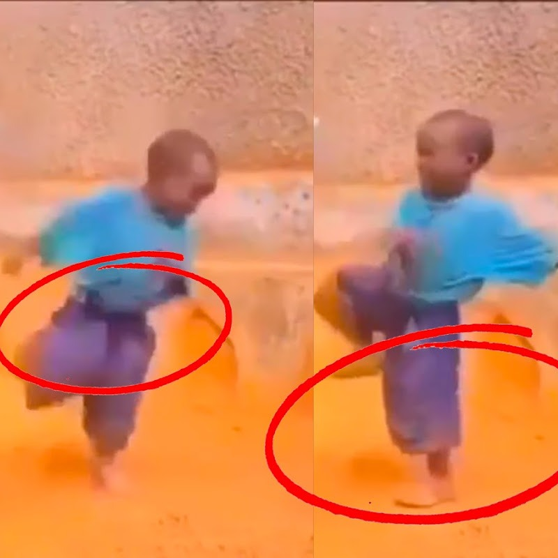 This African Kid Dance has Single Handedly Saved 2020