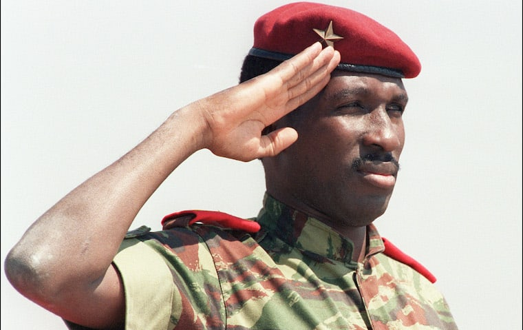 Pan-African Warrior Sankara's Speech Fearlessly Challenges All Western Powers