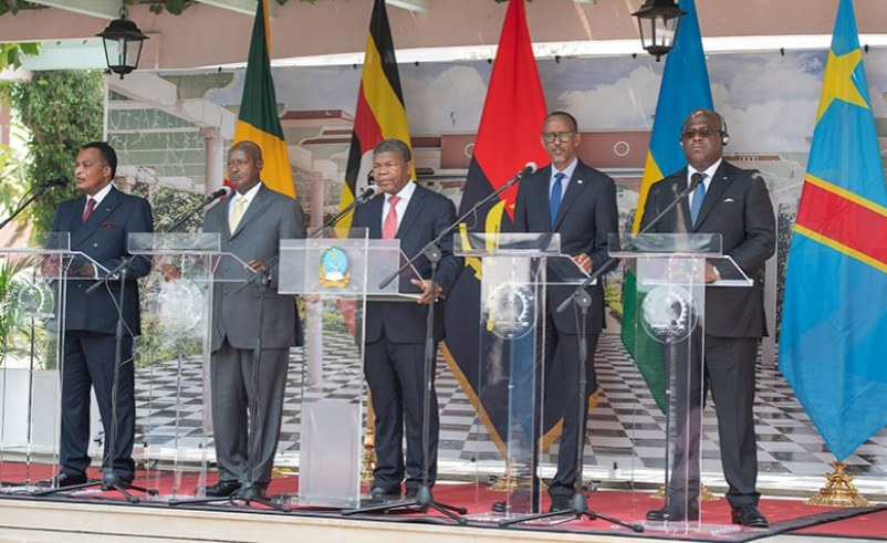 DR Congo Shares Vision for Growth, Peace With Partner Countries