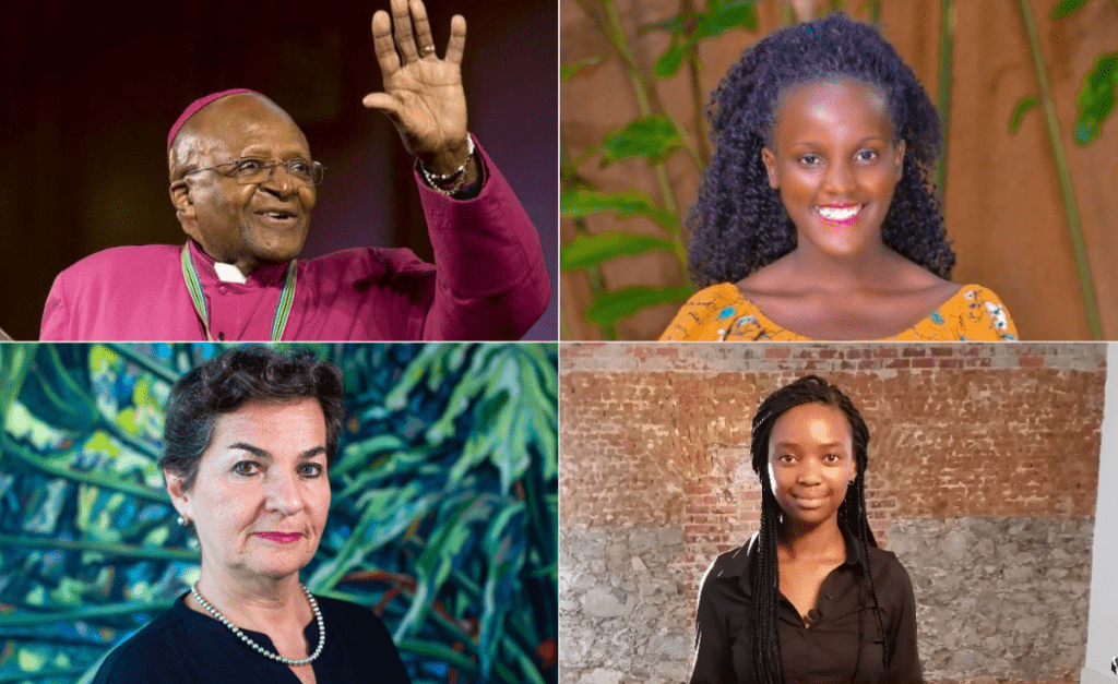 Global Climate Justice Focus of 10th Tutu Peace Lecture