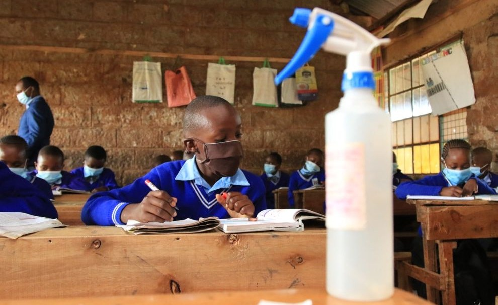 It's Back to School In Kenya After Eight-Month Closure
