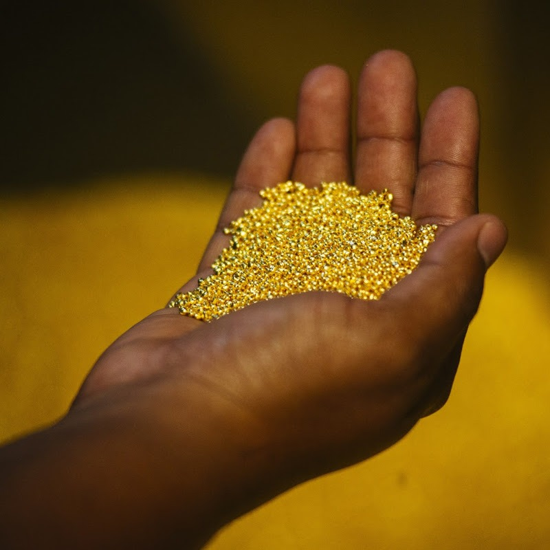 Top 10 African Countries With the Largest Gold Reserves