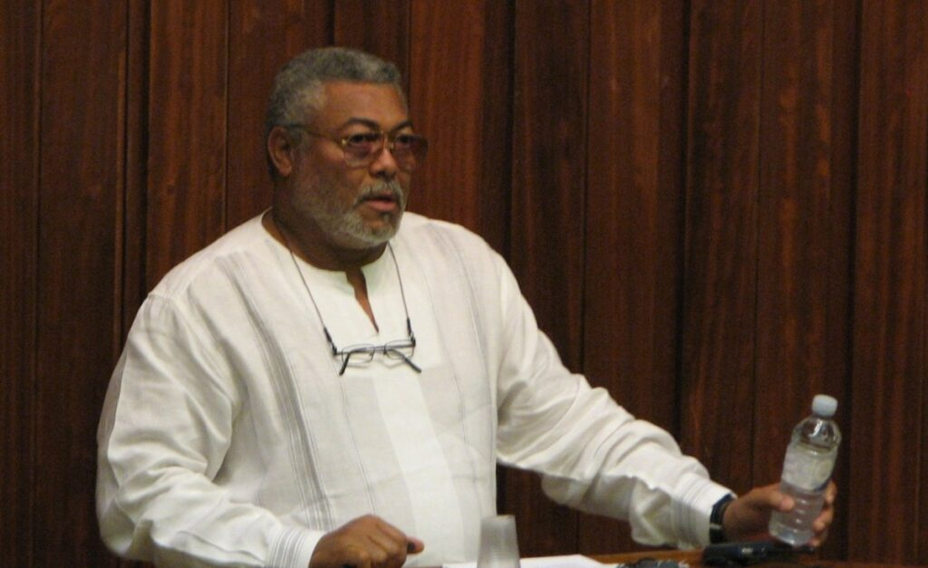 Africa Mourns Ghana's Former President Jerry Rawlings