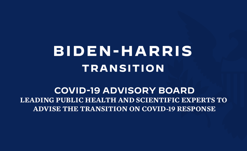 Biden-Harris Covid Advisors Named as World Health Assembly Opens