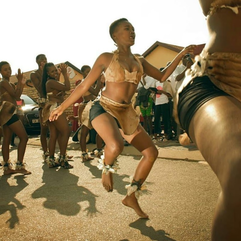5 Traditional Female African Dances