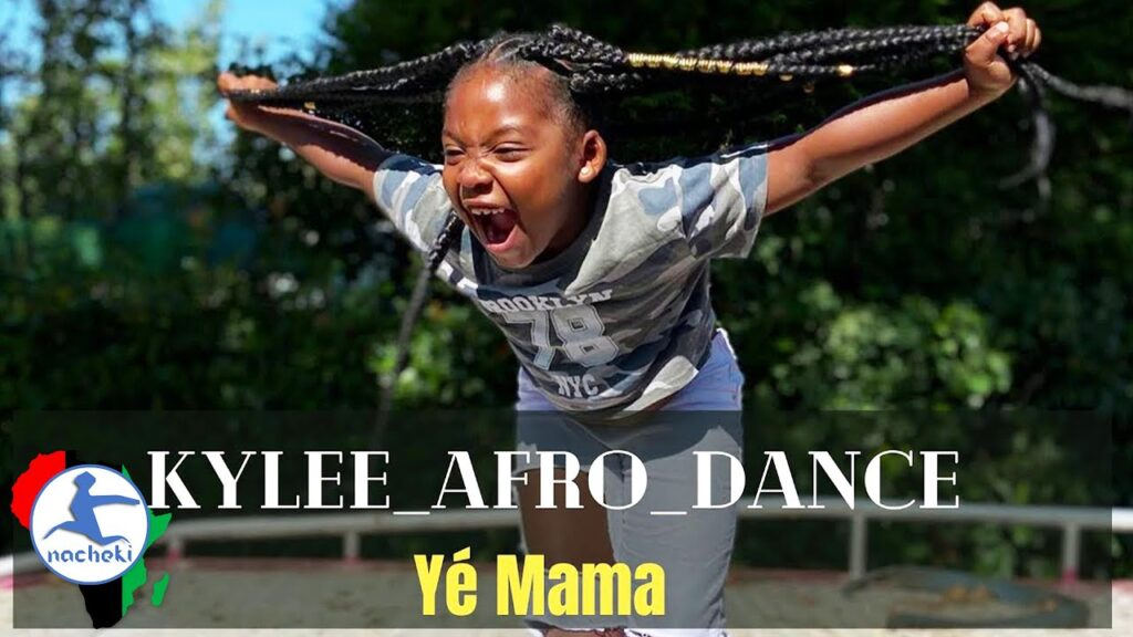 Africa's Best Dancer of 2020 Might Just be this 5 Years Old Girl