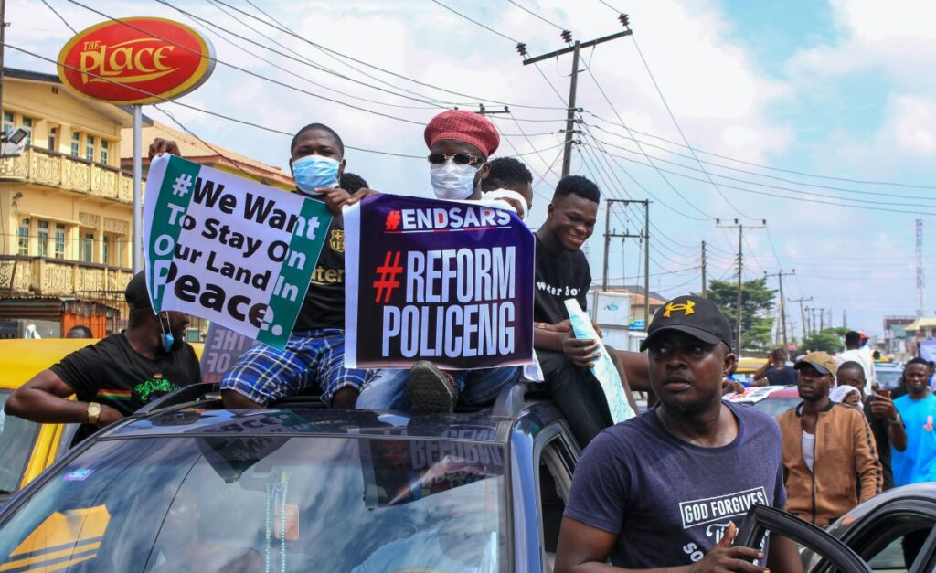 Nigerian Army Pleads Its Innocence at #EndSARS Shooting Claims