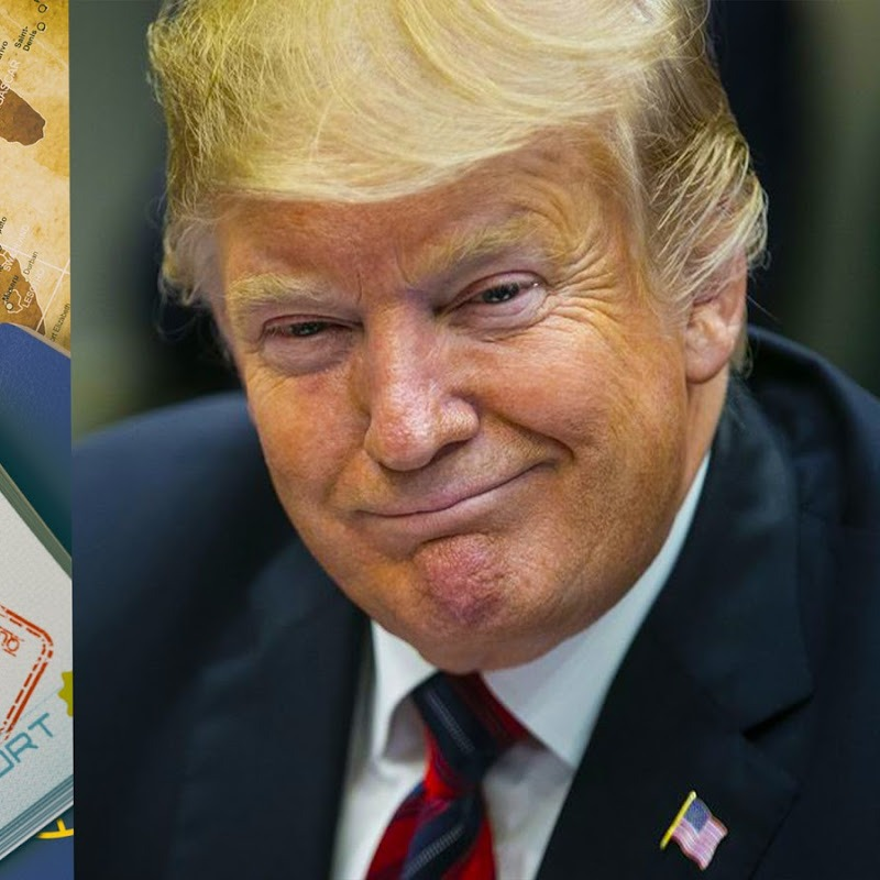 New Racist Trump Rule Require African Countries to Pay $15,000 for US Visas