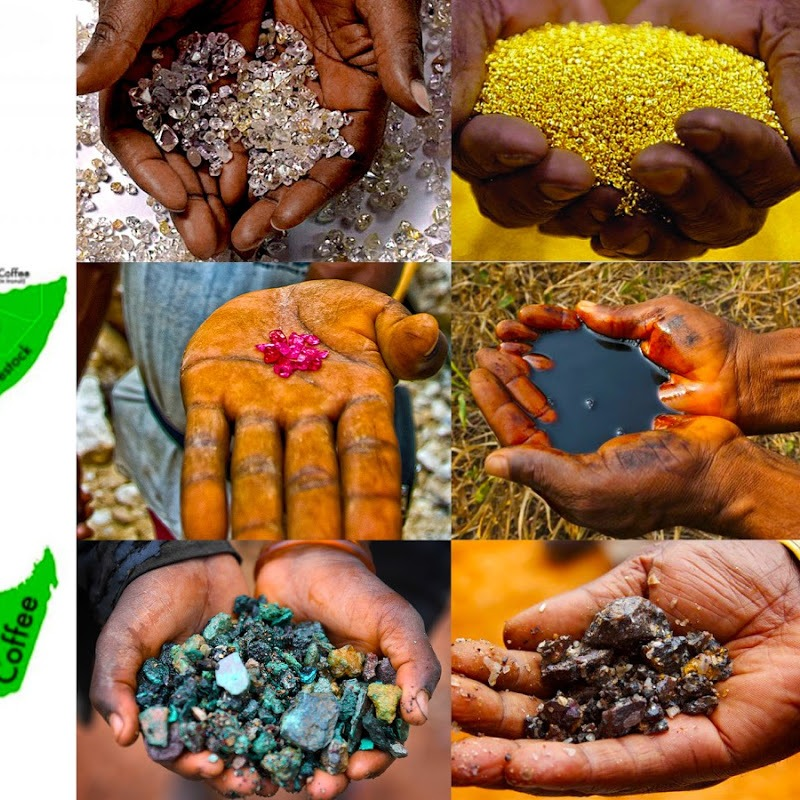 Top 10 African Countries with the Most Abundant Natural Resources