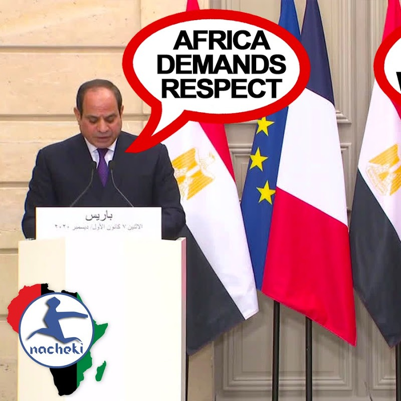 Egyptian President Calls Out Western Media For its Africa Bias During France Visit