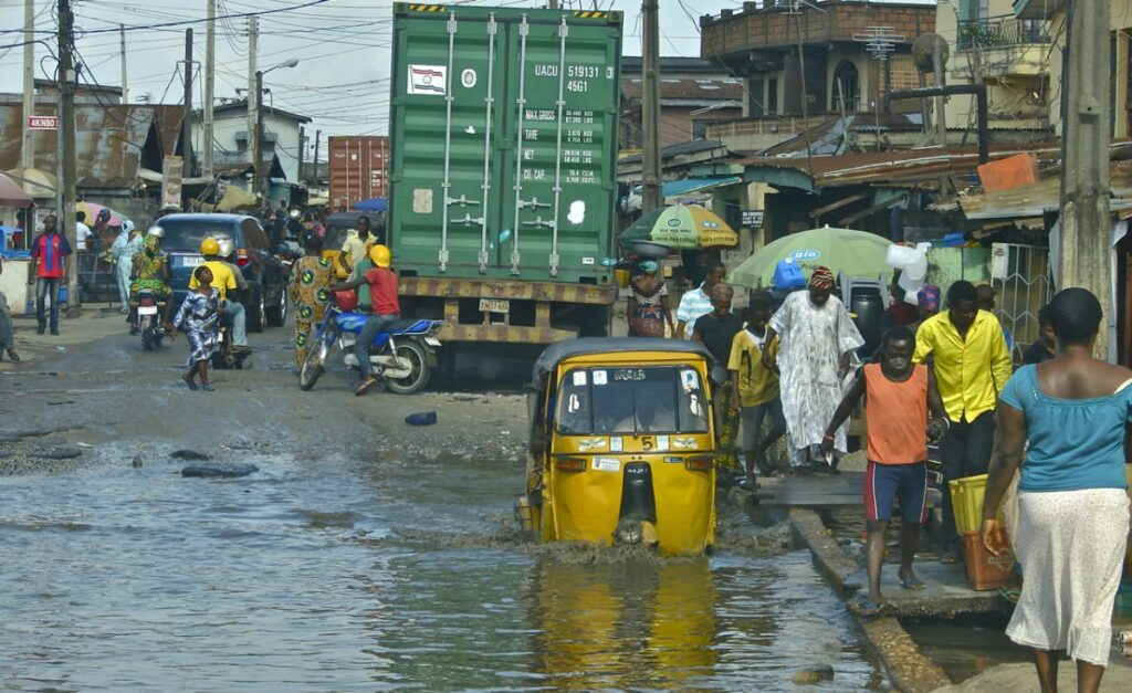 Floods Wreak Havoc in Nigeria, Kills Dozens