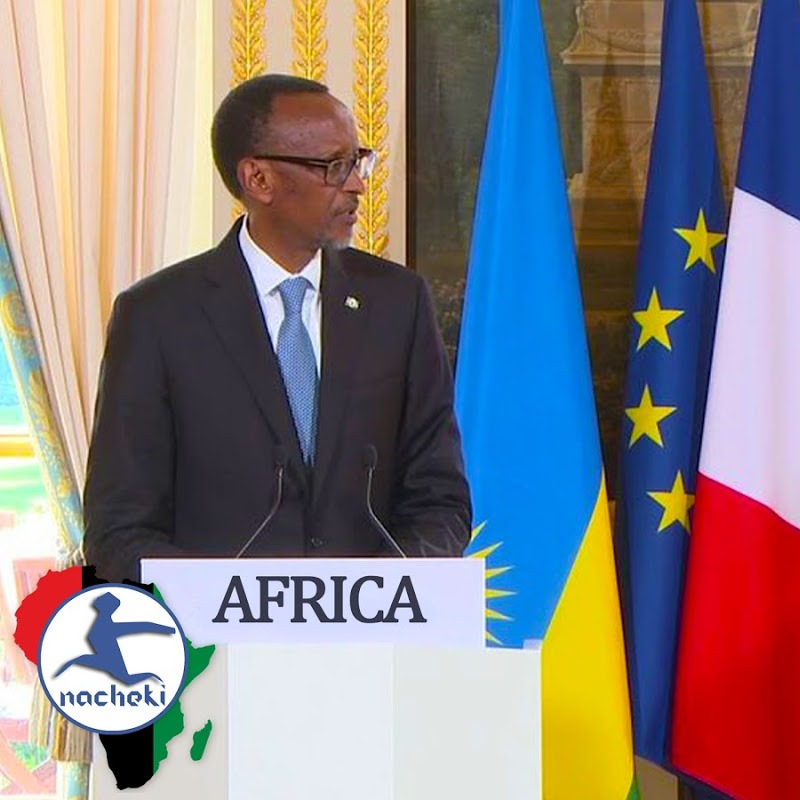 Kagame Does Not Joke Tells Europe that Africa Doesn't Need Adult Supervision but Fair Trade