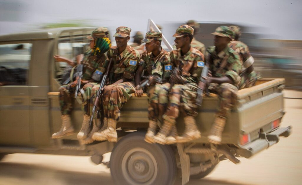 Pentagon Announces Trump Order to Withdraw Forces from Somalia