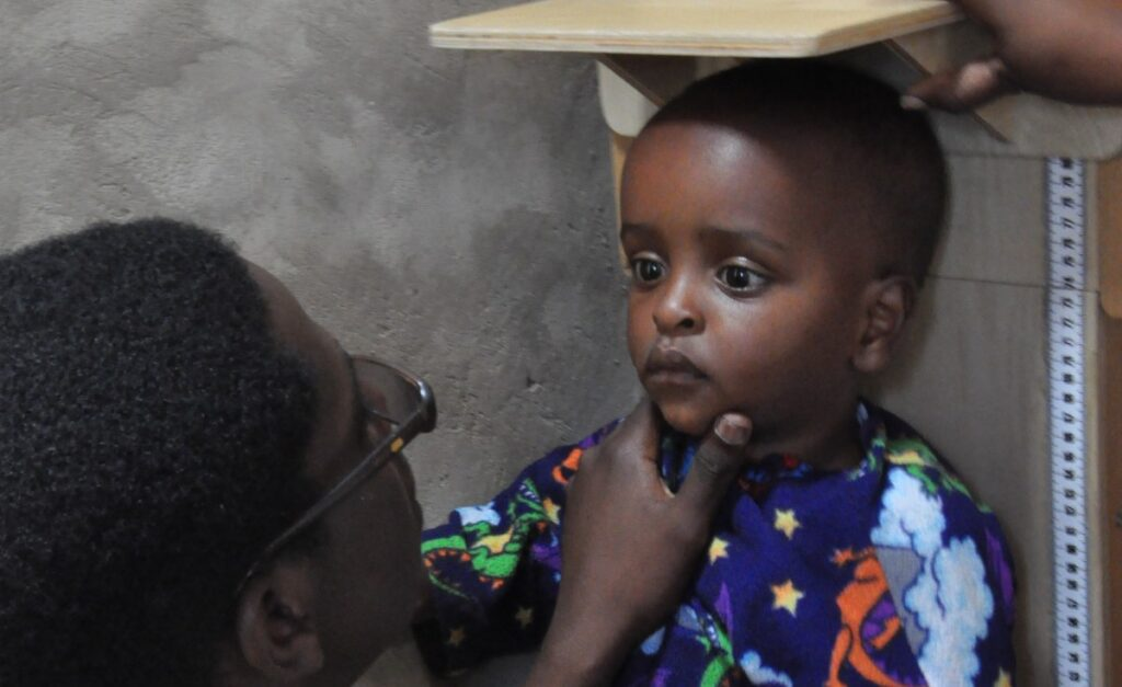 Rwanda Spends Millions in Fight Against Child Stunting