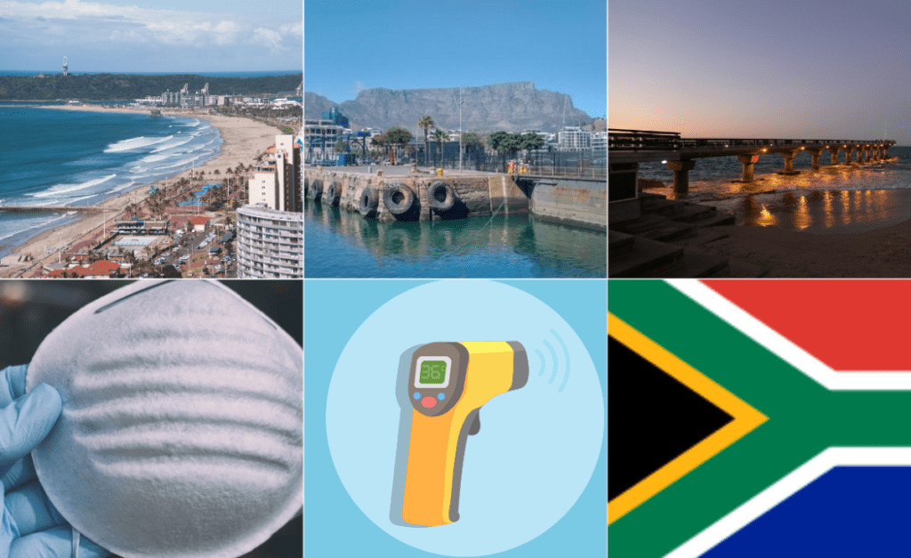 South African President to Address Alarming 2nd Covid-19 Wave