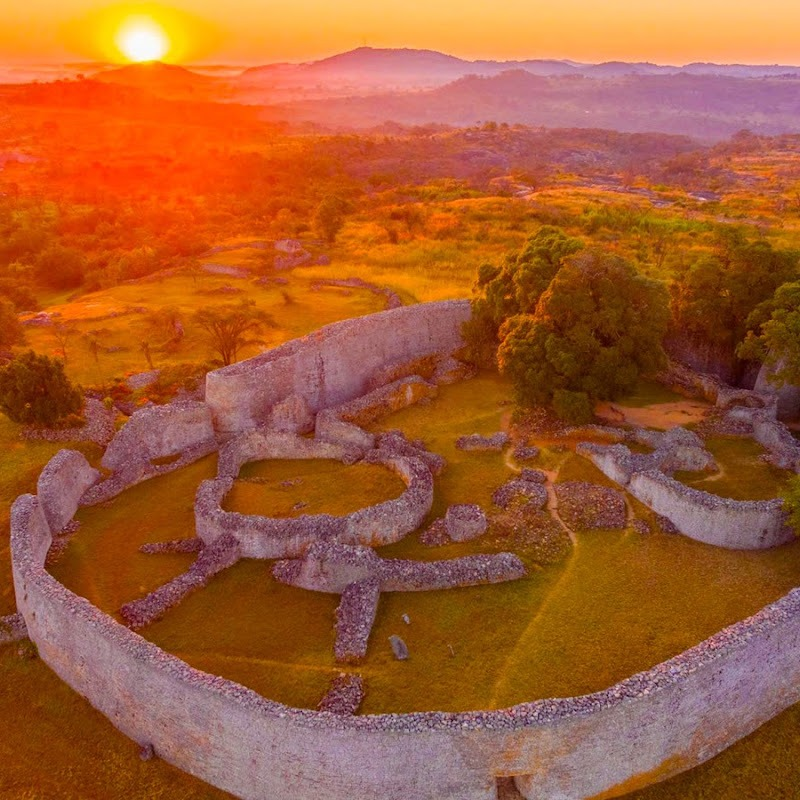 Great Zimbabwe the Fascinating Africa Ancient Cities of Stone