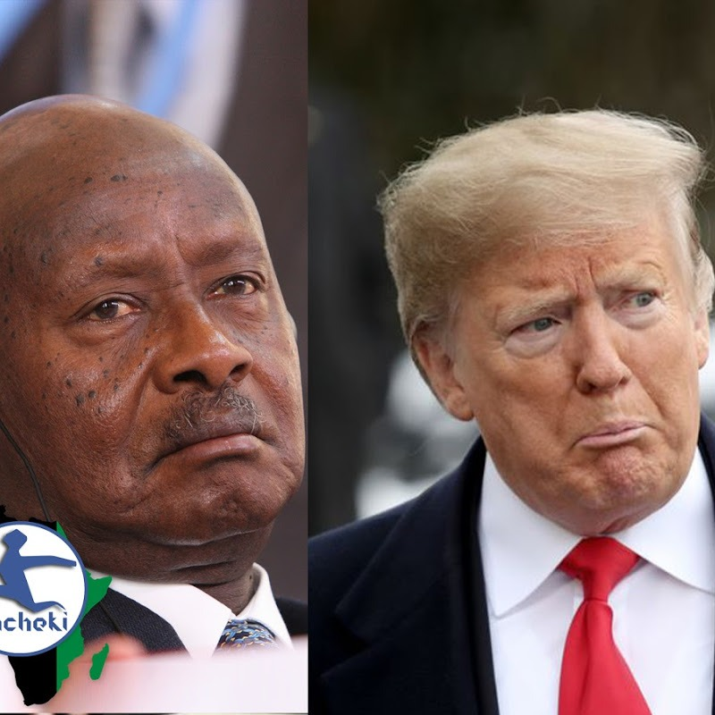 Malema Calls Out Museveni & Trump as Old Leaders Who Don't Want to Leave Office