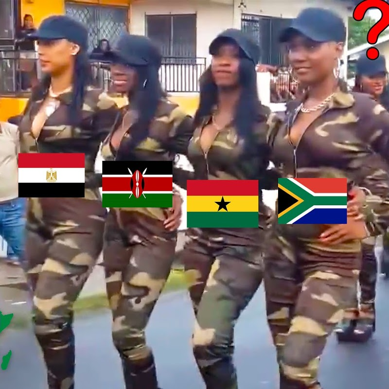 Top 10 Most Powerful African Countries Worldwide