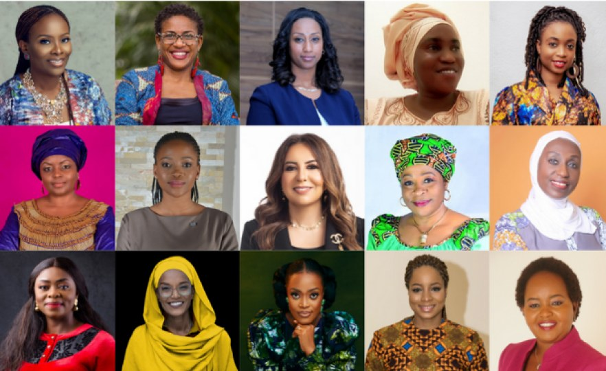 Second Cohort of Accomplished African Women Join Leadership Initiative Founded by Former President Ellen Johnson Sirleaf