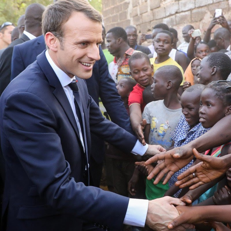 Africa Reacts to French President Emmanuel Macron's Plans for Africa