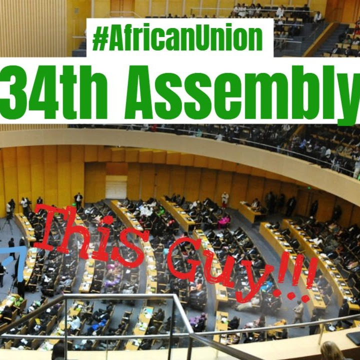 Here is What just Happened at the 34th Ordinary Session of the African Union